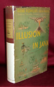 Gene Fowler Illusion In Java First Edition Inscribed To Director John Ford 1939