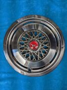 1974 - 1978 Ford Mustang Hubcap 13andrdquo