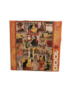 Eurographics Puzzle Theatre And Opera Vintage Posters 1000 Piece 8000-0935
