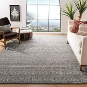 Safavieh Tulum Collection Tul263f Boho Moroccan Distressed Area Rug 8and039 X 10and039 D