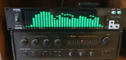 Digital Spectrum Analyzer Led Display Music Audio Fast Delivery Fedex Shipping