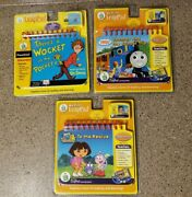 My First Leap Pad Book Lot Of 3