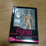 Figma Billy Herrington Abs And Pvc Painted Action Figure From Japan