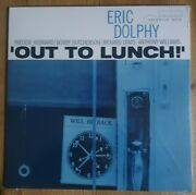 Eric Dolphy Out To Lunch 180gsm Vinyl Lp Reissue Blue Note Records 4163 2016