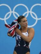 Team Gb Rio 2016 Olympic Official Swimsuit Adidas Diving Swimming Great Britain