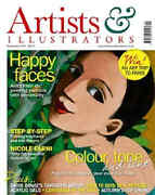 Magazine - Artists And Illustrators Art Contents Index Shown - Various Issues