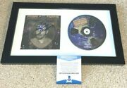 Sturgill Simpson Signed Metamodern Sounds In Country Music Cd Cover Framed Bas