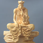 Boxwood Carvings Buddha Real Wood Buddha Sculpture Of Dharma Patriarch