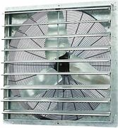 36in Exhaust Fan 36 Inch In Large Big For Garage Shop Air Mover Ventilation Best