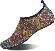 Water Shoes For Womens And Mens Summer Barefoot Shoes Quick Dry Aqua Socks For B
