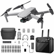 Dji Mavic Air 2 Drone Quadcopter 48mp And 4k Video Fly More Combo + Remote Control
