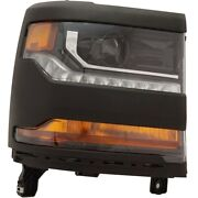 Hid Headlight Lamp Right Hand Side For Chevy Hid/xenon Passenger Rh 84181565