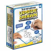 Usaopoly Telestrations Upside Drawn   Family Board Game And Group Game   Partner