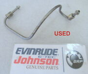 M29a Johnson Evinrude Omc 390443 Upper Oil Line Oem Used Factory Boat Parts