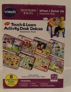 Vtech Touch And Learn Activity Desk Deluxe Expansion Pack - When I Grow Up