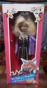 1986 Lace Doll African American The Celebrity Rock Star With Fashion And Fame