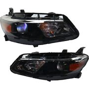 Headlights Lamps Set Of 2 Left-and-right For Chevy 84324411 84324410 Pair