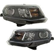 Pair Headlights Lamps Set Of 2 Left-and-right For Chevy 84078851, 84244102