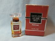 Charles Of The Ritz Perfume Bottle - Vintage With Original Presentation Box