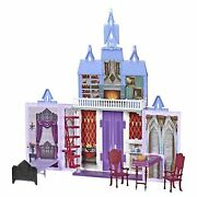 Disney Frozen Fold And Go Arendelle Castle Playset Inspired By Disney's Frozen 2
