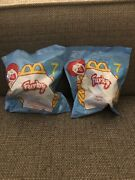 Mcdonalds Happy Meal Toys Sealed 1998 Lot Of 2 Furby 7