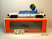 Lionel Air Force Usaf Minuteman Operating Searchlight Car  37039, O/027,new