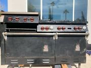 Vintage Commercial Wolf Gas Range 60 6 Burner Stove And 2 Ovens Local Pickup Only