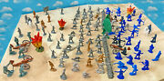 Civil War Playset 2 - Pickett's Charge- 54mm Plastic Toy Soldiers