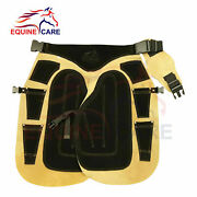 Ec Leather Apron Farrier Chaps Suede With Breathable Mesh 27and039and039 70cm