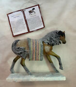 Westland Giftware The Trail Of Painted Ponies Wounded Knee