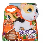 Furreal Poopalots Big Wags Kitty Ages 4+ Walk Feed Poops No Batteries Required