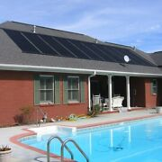 28x20' Solar Swimming Pool Heater Panel For Inground Above Ground Pools