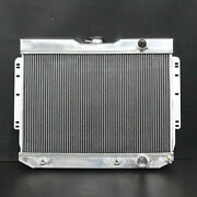 For Chevrolet Bel Air Chevelle Caprice Impala At/mt Aluminum Radiator 3 Row 281b
