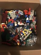 Lego 35 Lbs Large Lot Of 1000andrsquos Of Pieces Parts Etc. Tons Of Small Pieces