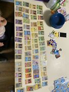 Lot Of 733 Assorted Pokemon Cards W/ Charizard - Holo
