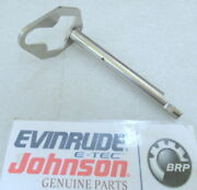 P15c Johnson Evinrude Omc 431908 Lever And Shaft Oem New Factory Boat Parts