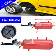 Portable Tire Bead Seater Air Blaster Tool Trigger Seating Inflator 8l Red Us