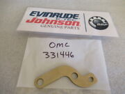 T10 Johnson Evinrude Omc 331446 Idle Stop Bracket Oem New Factory Boat Parts
