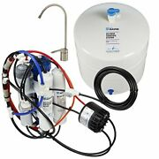 Home Master Tmhp-l Hydroperfection Loaded Undersink Reverse Osmosis Water
