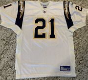 Ladainian Tomlinson Nfl Pro San Diego Chargers Away Size 50 Jersey