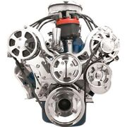 Billet Specialties 13620 Serpentine System Ford No P/s W/a/c