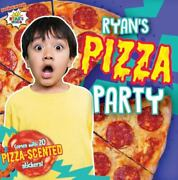 Ryanand039s Pizza Party Pocket.watch Sticker Books