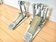 Dw 9002t Drum Twin Pedal Limited To 500 Units Worldwide 2002 From Japan F/s