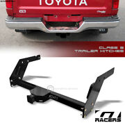 Class 3 Trailer Hitch Receiver Rear Bumper Towing 2 For 1984-1995 Toyota Pickup