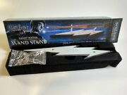 Harry Potter Official Lightning Bolt Wand Display Holder For Light Up Wands And Rc