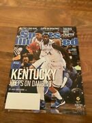 2012 Sports Illustrated University Of Kentucky National Final Four Edition