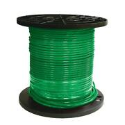 Stranded Thhn Wire Cu Simpull Non Grounded Indoor Outdoor 8 Gauge Green 1000ft.