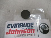 Q6b Johnson Evinrude Omc 124705 Control Button Oem New Factory Boat Parts