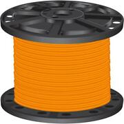 Stranded Cu Simpull Thhn Wire Non Grounded Single Conductor 500 Ft. 8 Orange