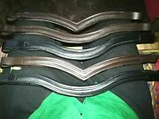 New Set Of 50 Premier Leather Empty Channel Bridle Browband 8 Mm Free Shipping